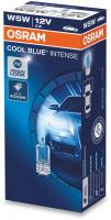 Osram Cool Blue Intense W5W Glödlampa - 5W, 12 V