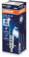 Osram Cool Blue Intense H1 Lyspære - 55W, 12 V