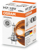Osram Original H7 Glödlampa - 55W, 12 V