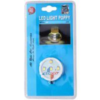 Ljusplatta till Poppy - Vit LED