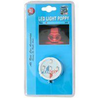 Ljusplatta till Poppy - Röd LED